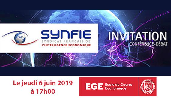Le CISSE se donne rendez-vous à l'EGE pour la conférence annuelle du Syndicat Français de l'IE